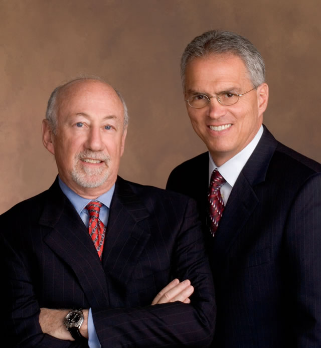 Partners Michael W. Kalcheim and Michael A. Haber upon the firm's founding in 2006.